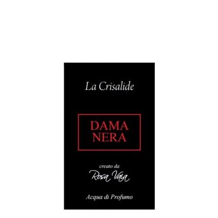 La Dama Nera | Rosa Vaia for LA CRISALIDE