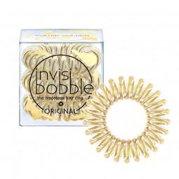Elastici per capelli dorati | Invisibobble
